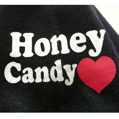 Clearance Sale Black Baby Boys Honey Candy Hoodie T shirt 9 12M
