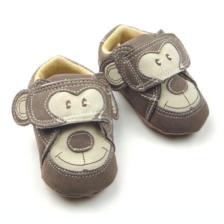 new infant baby boys monkey walking shoes 3 6m ebay